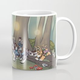 Parade of the Seasons Coffee Mug