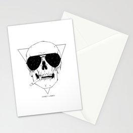 Smokes & Skulls Stationery Cards
