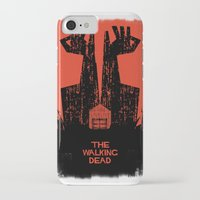 dead iPhone & iPod Cases featuring The Walking Dead. by David