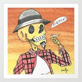El Cholo Art Print