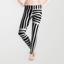 Crossed Lines II Leggings