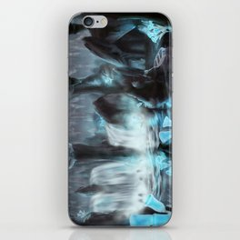 Glowbell Cavern iPhone Skin