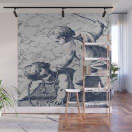 Horseplay Wall Mural