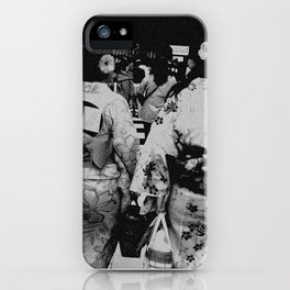 Kyoto Girls iPhone Case