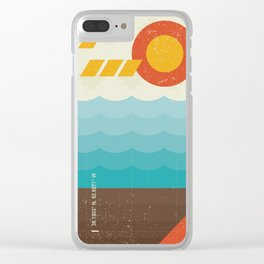Lake of the Ozarks Clear iPhone Case