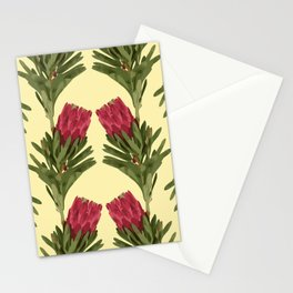 PROTEA IN FLAVESCENT Stationery Cards