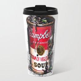 Cream of Vegetable Travel Mug