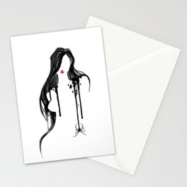 Spider's Kiss II Stationery Cards