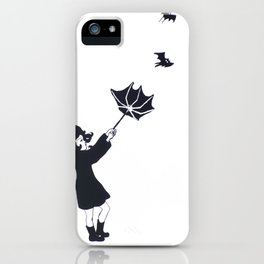 Bats iPhone Case