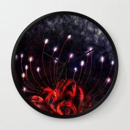 Higanbana - Flower of The Afterworld Wall Clock
