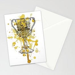 Helga Hufflepuff Stationery Cards