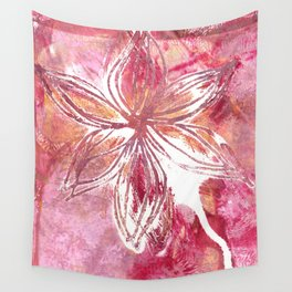Lovely Lilly Wall Tapestry