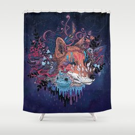 Envoy (Kitsune) Shower Curtain