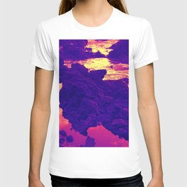 Ocean Vibes, In Sunset Tides T-shirt