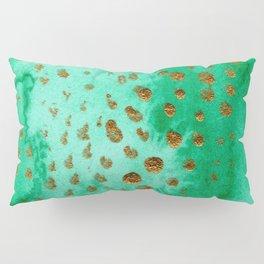 gold snow II Pillow Sham