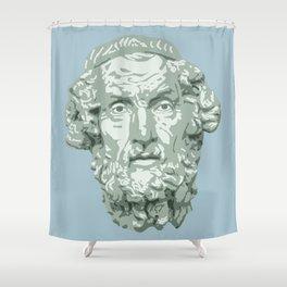 Homer Shower Curtain