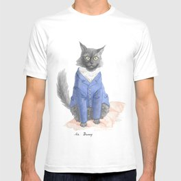 Mr. Darcy As Mr. Darcy T-shirt