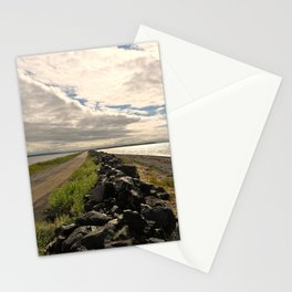 Rocky Shore Stationery Cards