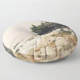 Carmel by the Sea Floor Pillow