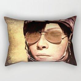 Guard Duty Rectangular Pillow