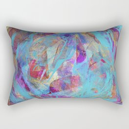 Abstract Flower 1 Rectangular Pillow
