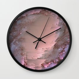 M83 Galaxy Wall Clock