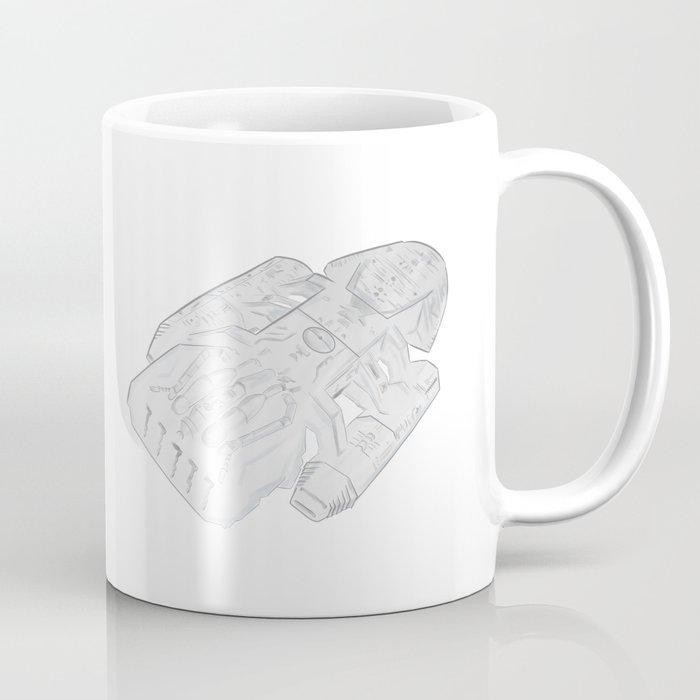Colonel Mug TighBattlestar Theminecrafteers Galactica Coffee By ONw8n0PkX