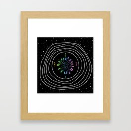 Endless Time Framed Art Print