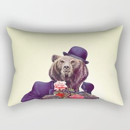 First date Rectangular Pillow