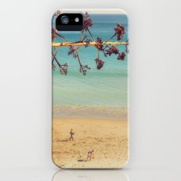 Jeux de plage iPhone Case