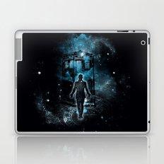 Time Traveller Laptop & iPad Skin