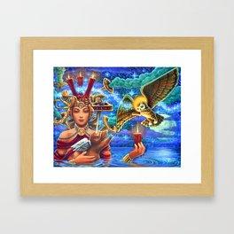 """Pandora's Music Box"" Framed Art Print"