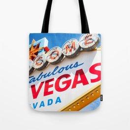Welcome to Vegas Tote Bag