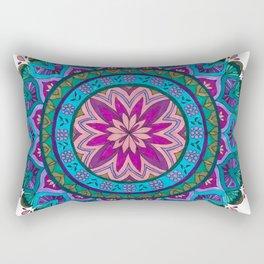 Meditation Mandala Rectangular Pillow