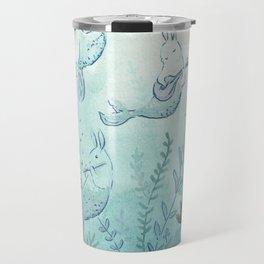 Merbuns Travel Mug
