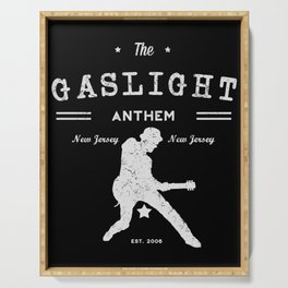 The Gaslight Athem Serving Tray