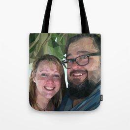 Camilea & John Tote Bag