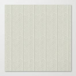 Chevron Simplicity Canvas Print