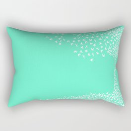 Flying birds Rectangular Pillow
