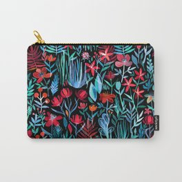 Though I Walk at Night Carry-All Pouch