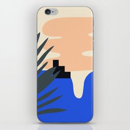 Shape study #14 - Stackable Collection iPhone Skin
