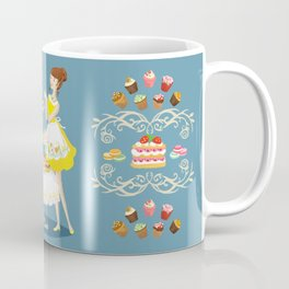 Miss Norbitt's Tea Party Coffee Mug