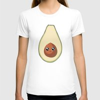 avocado T-shirts featuring Avocado by GarethAdamson