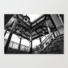 Westfield Station Canvas Print