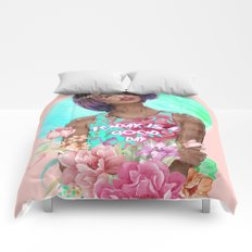 Going Floral  Comforters