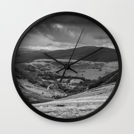 Elan Valley Wall Clock