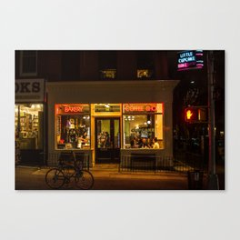 Piece Of Something Canvas Print