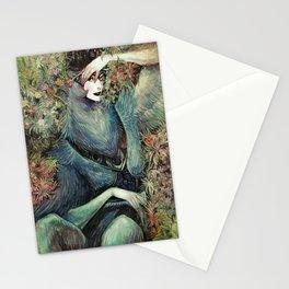 Happy Harpy Stationery Cards