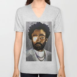 Naturally Gambino Unisex V-Neck