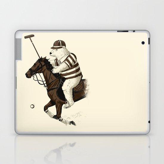 Polobear Laptop & iPad Skin